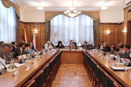 О капремонте шла речь на совещании в Екатеринбурге