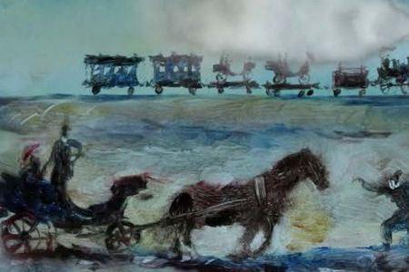 Поезда когда-то были такими