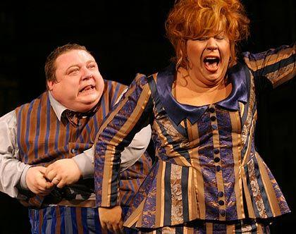 Марину Голуб заменили в театре