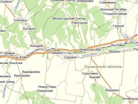 В Ульяновской области на трассе М-5 произошел разлив 20 тонн нефти.