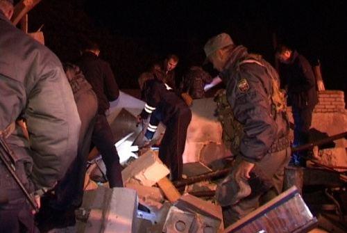 Утром взрыв уничтожил КПП в Северной Осетии