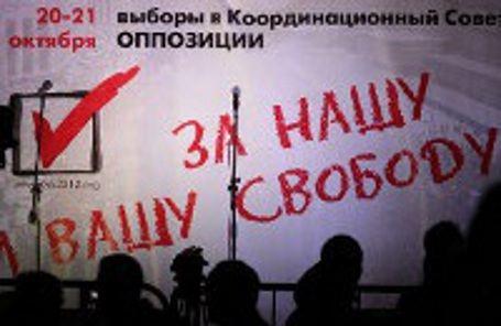 В России прошли выборы в КС оппозиции