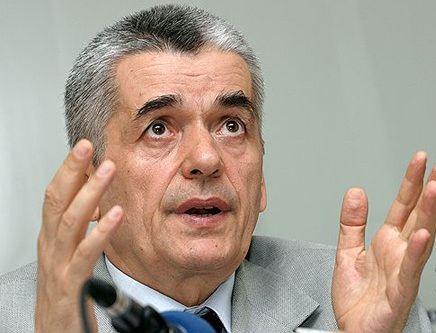 Депутаты сомневаются в нормальности Онищенко