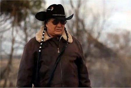 Умер исполнитель роли Чингачгука в фильме «Последний из могикан» Рассел Минс.