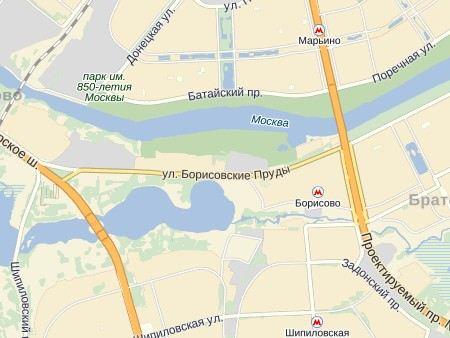 В Москве на ул. Борисовские пруды обстреляли рейсовый автобус.