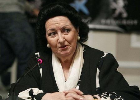 Монсеррат Кабалье попала в больницу после микроинсульта.