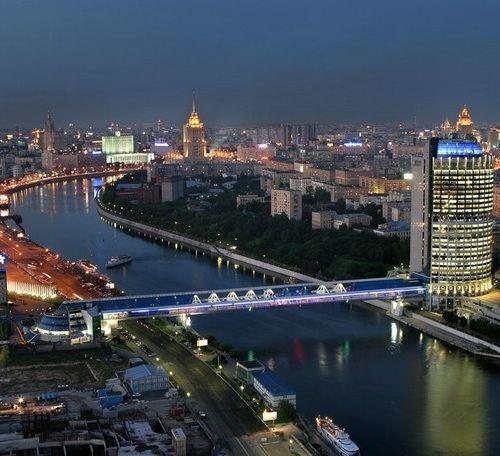 Москва вошла в ТОП-30 процветающих городов в мире