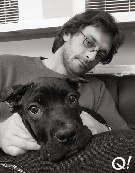 Домогаров и собаки