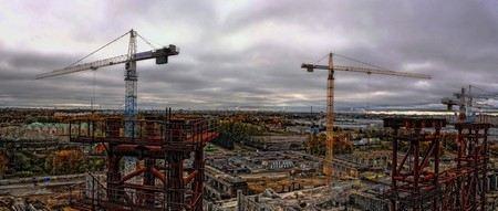 Счетная палата проверит, куда делись выделенные на строительство стадиона в Санкт-Петербурге 16 млрд рублей.