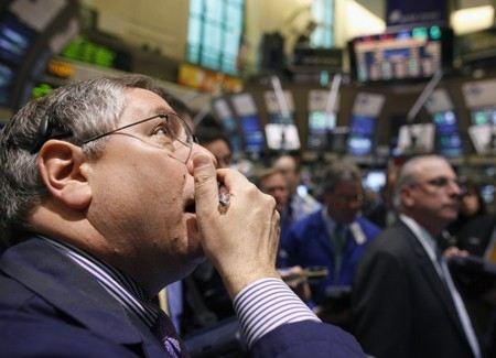 В Нью-Йорке ожидают ураган Сэнди. Отменены торги на Нью-Йоркской фондовой бирже, занятия в школах, не будет ходить общественный транспорт.