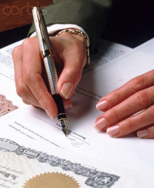 Как заключить договор ренты