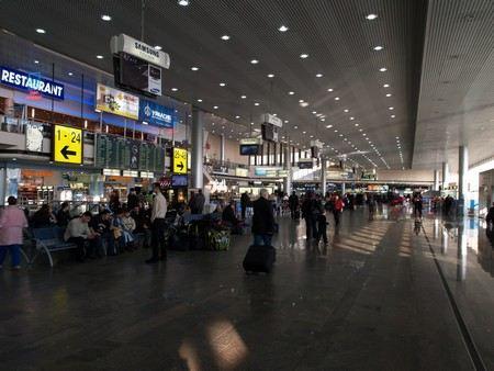 В связи с ураганом Сэнди Аэрофлот отменил рейсы из Шереметьево в Нью-Йорк.