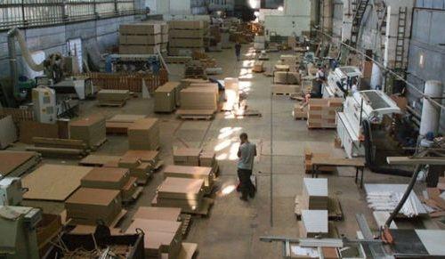 Современное мебельное производство
