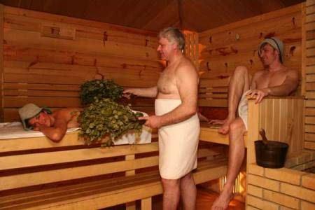 Русская баня - это искусство