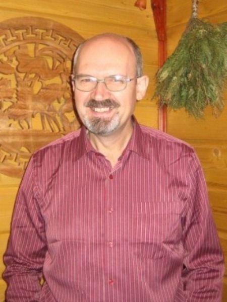 Николай Петров - один из лучших парильщиков России
