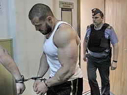 Арест Максима Лузянина