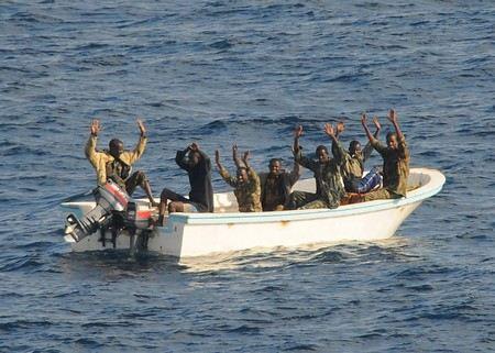 Российские моряки, освобожденные из плена в Нигерии чувствуют себя хорошо.