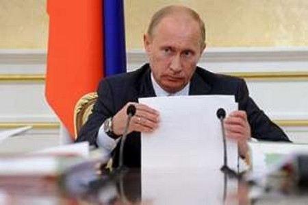 Владимиру Путину представили список кандидатов в Совет по правам человека.