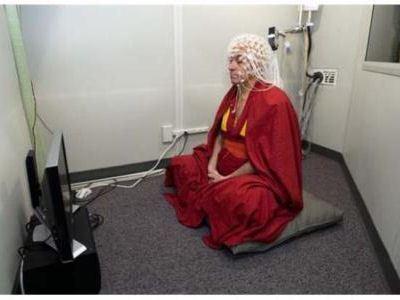 Медитация поможет стать счастливым