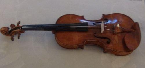 Антонио Страдивари. Скрипка «Кабриак».1698 год