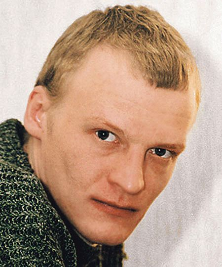 Алексей серебряков актер