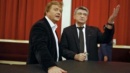 с Ленфильма ушли режиссер Александр Сокуров и продюсер Андрей Сигле.
