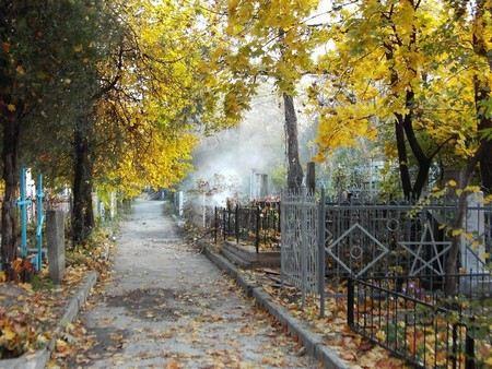 В Москве можно будет забронировать себе место на кладбище через интернет.