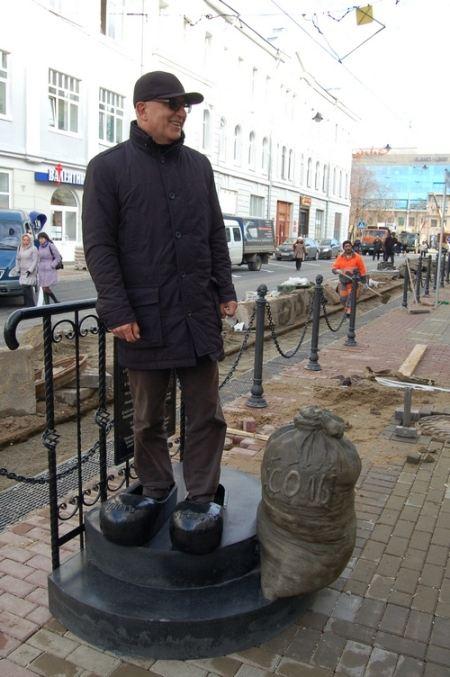 Главный архитектор города Виктор Быков