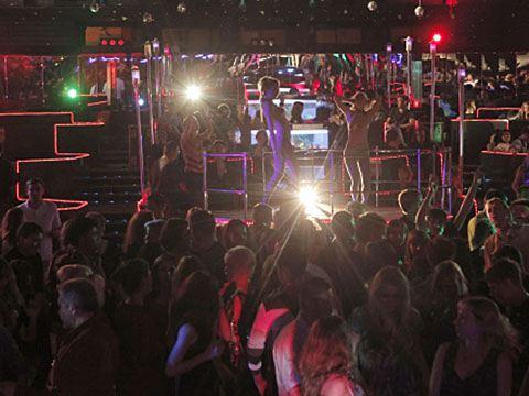 В Ночном клубе Москвы взорвалась граната