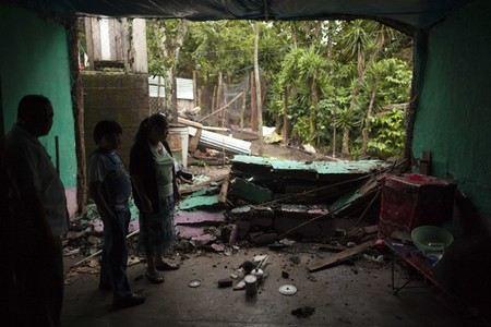 Сегодня поступили новые данные о количестве жертв погибших при землетрясении в Гватемале.