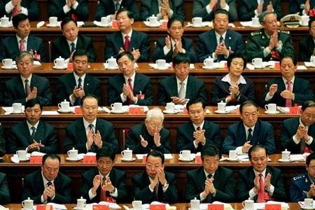 В Китае проходит XVIII съезд коммунистической партии, смена власти произойдет в ближайшие дни