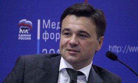 Исполняющим обязанности губернатора Московской области стал Андрей Воробьев