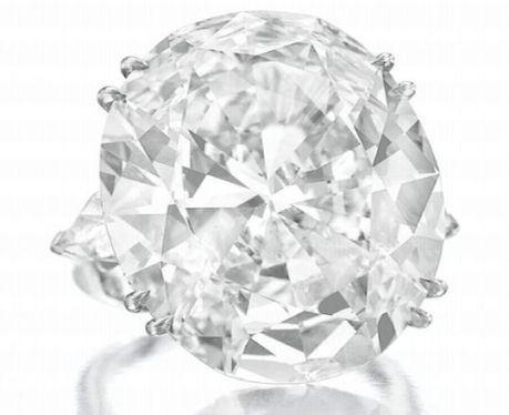 Одно из самых дорогих колец в мире - перстень Элизабет Тейлор (Elizabeth Taylor) — $ 1,3 млн