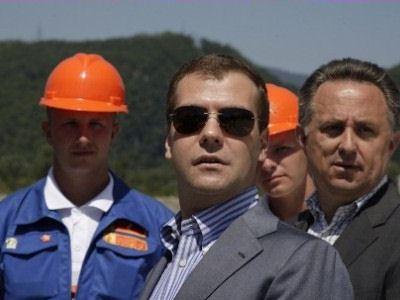 Дмитрий Медведев продолжает проверку сферы ЖКХ