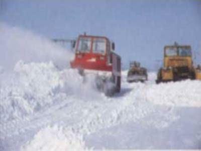 К зиме в Тюмени давно готовы