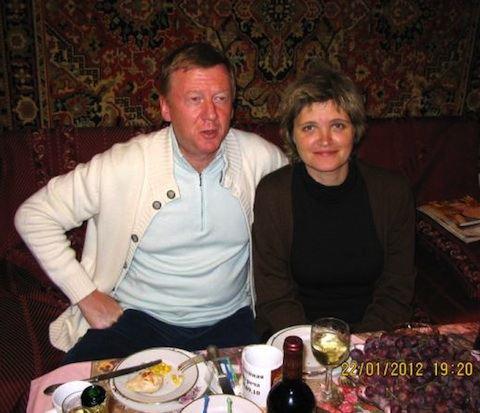 Ковер Дуни Смирновой
