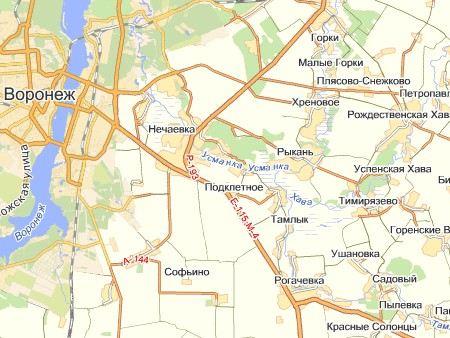 В Воронежской области в Новоусманском районе в совхозе Ленинский путь произошел пожар, а потом взрыв емкости с пропаном. Всего пострадали 5 человек.