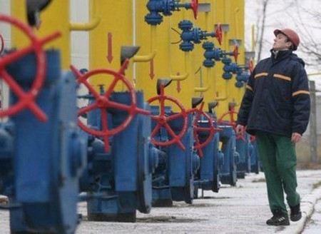 Украина в 2013 году планирует сократить импорт российского газа до 20 млрд рублей.