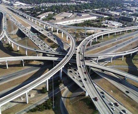 Строительство инфраструктуры идет активно