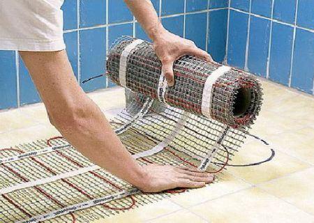 Теплый пол будет уложен во всех квартирах