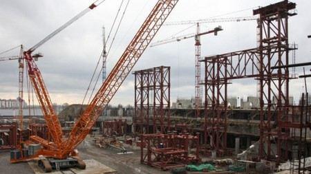 На строительство нового стадиона для команды Зенит будет выделено не более 37,7 млн рублей.