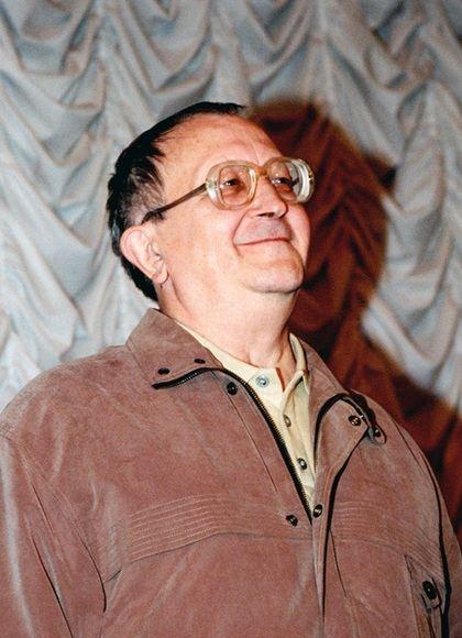 Борис Стругацкий скоропостижно скончался в Санкт-Петербурге