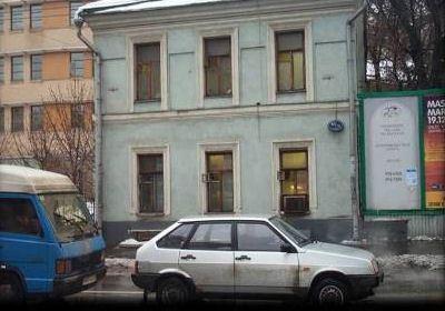 Городская усадьба купца М.Н.Гусева