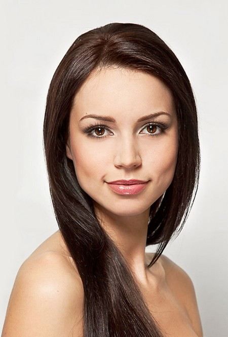 Победительница конкурса «Краса России-2012» Элина Киреева н