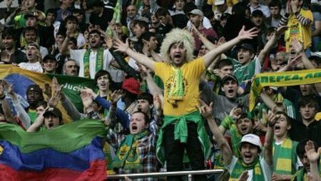 Полиция задержала порядка 70 человек после матча «Анжи» — «Удинезе».