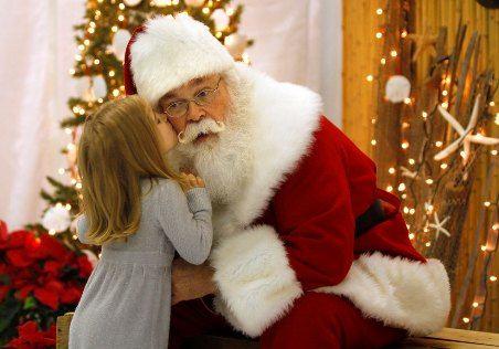 Пусть подольше дети верят в чудо!