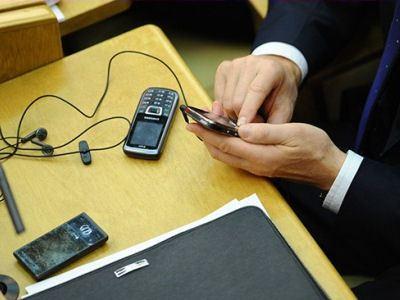 Смартфоны будут подзаряжаться человеком на ходу