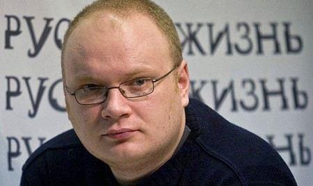 Журналиста Олега Кашина уволили из газеты «Коммерсант».
