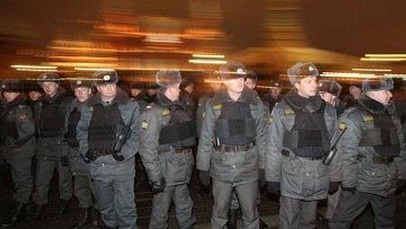 В центре Москвы правоохранительные органы усилили меры безопасности, опасаясь акций протеста после приговора Расулу Мирзаеву.