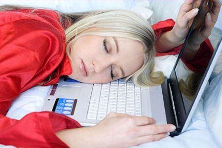 Полубессонница приносит много проблем здоровью